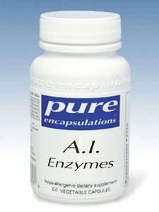 AI Enzymes - 60 vcaps