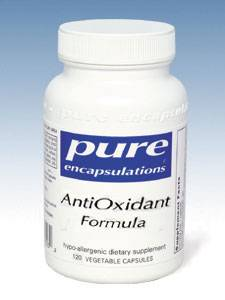 AntiOxidant Formula 120 caps