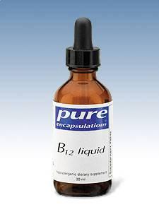 B12 Liquid 30mL