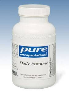Daily Immune 120 vcaps