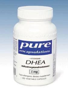 DHEA - 5mg micronized - 60 capsules