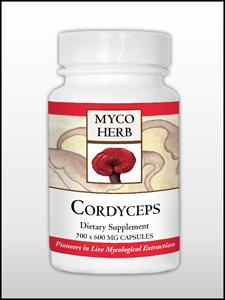 Cordyceps - 100 capsules