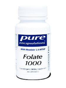 Folate 1000 90 CAPS