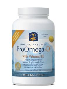 ProOmega D 180 capsules