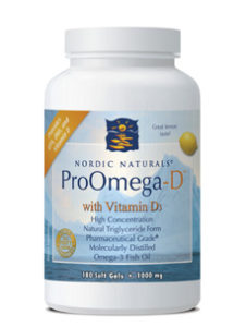ProOmega® Lemon 1000 mg 180 gels