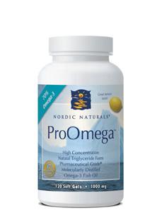ProOmega - Lemon 120 gels