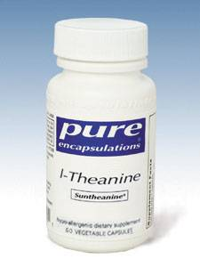 L-Theanine 200mg 60 vcaps