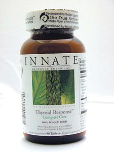 Thyroid Response Complete Care 90 tablets