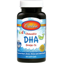 Kid's Chewable DHA Omega 3's - 60 gels