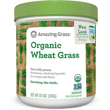 Wheat Grass Powder - 30 servings