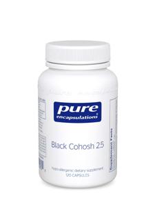 Black Cohosh 2.5 250 mg - 120 tabs