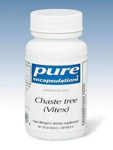 Chaste Tree (vitex) 60 caps