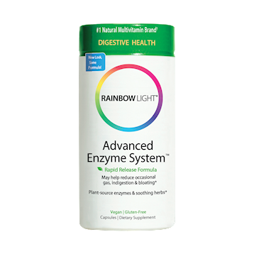 RainbowLight Advanced Enzyme System 90 CAPS